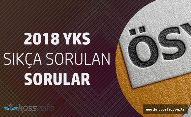 ÖSYM'den Duyuru Geldi! 2018 YKS Adayları Dikkat!
