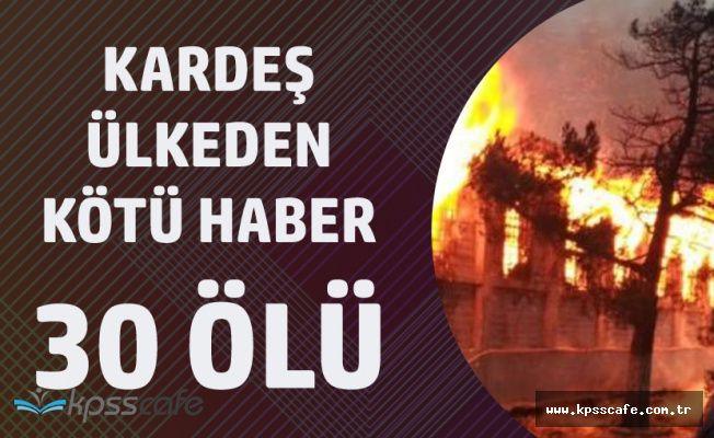 Kardeş Azerbaycan'dan Kötü Haber! En Az 30 Ölü