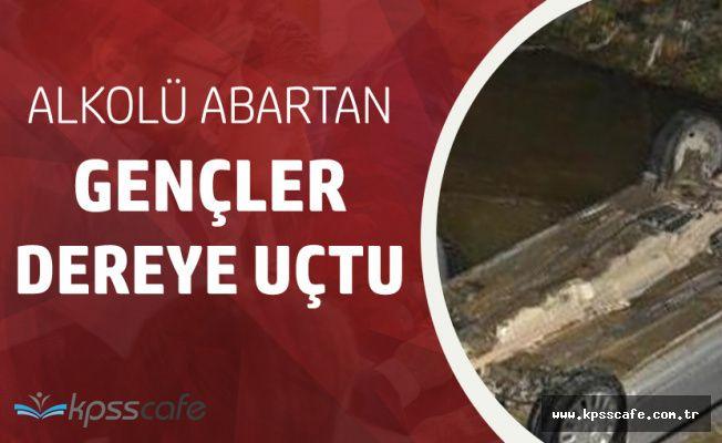 Bursa Osmangazi'de Korkunç Kaza!