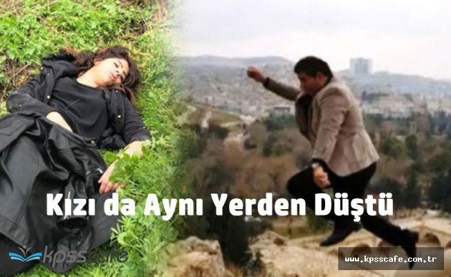Fotoğraf Çektirmek İsterken Uçurumdan Düşen Adamın Kızı da Aynı Yerden Düştü!