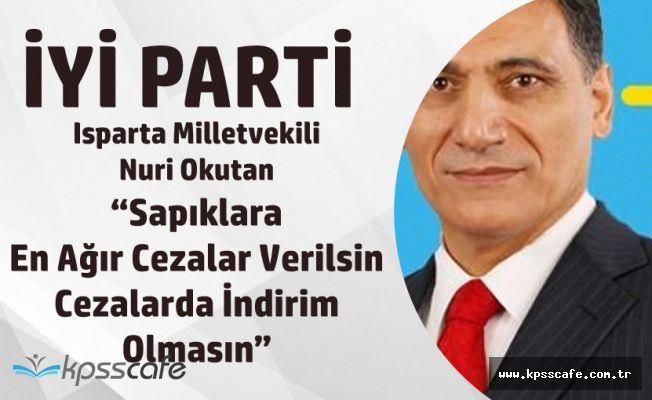 İYİ Parti'den Kanun Teklifi 'Tecavüzcülere En Ağır Cezalar Verilsin, İndirim Yapılmasın'