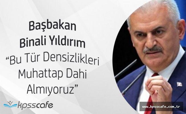 """Başbakan'dan Türk Bayrağı Yakan Yunanlılara """"Bu Densizlikleri Muhatap Bile Almıyoruz"""""""