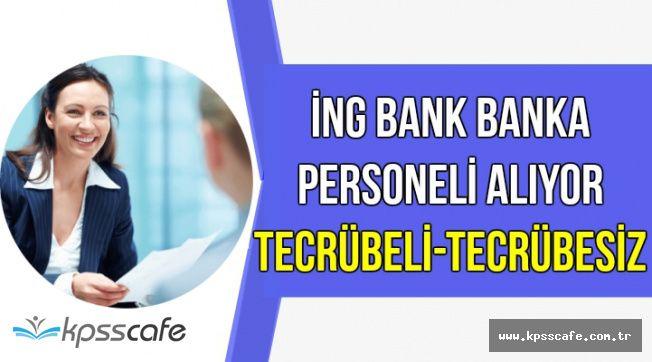 Deneyimli-Deneyimsiz Banka Personeli Alım İlanı Yayımlandı-Başvurular Bugün Başladı