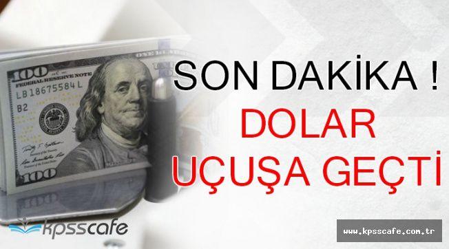 Dolar Yeniden Uçuşa Geçti (Dolar Ne Kadar , Euro Ne Kadar?)