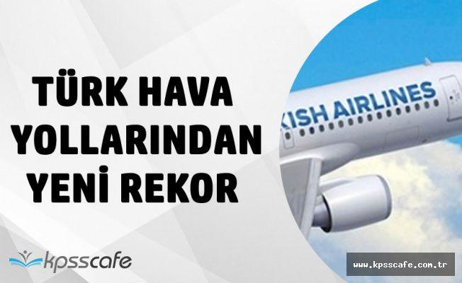 Türk Hava Yollarında Şubat Ayı Rekoru