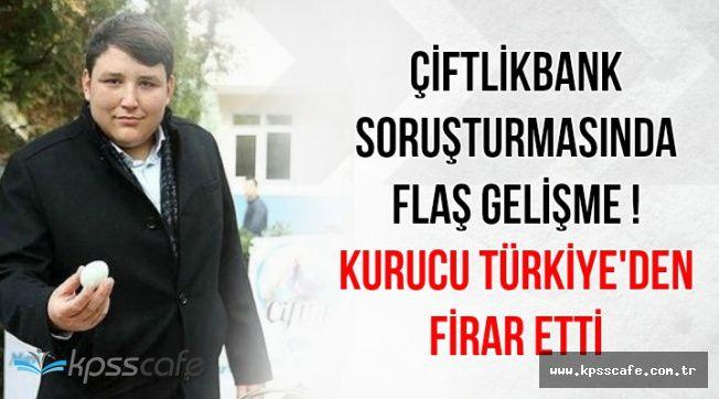 Flaş Gelişme: Çiftlikbank'ın Sahibi Mehmet Aydın Firar Etti