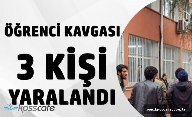 İstanbul Üniversitesi'nde Öğrenci Kavgası! 3 Öğrenci Yaralandı, 22 Öğrenci Gözaltında