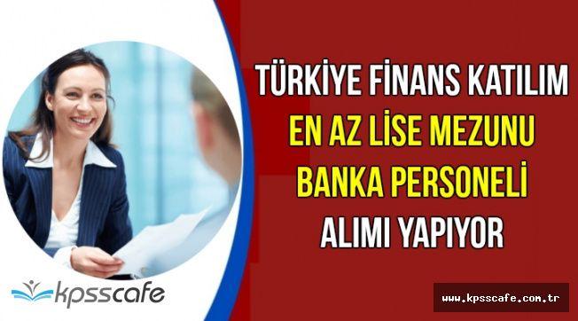 Türkiye Finans Katılım Bankası Çağrı Merkezi Personeli Alımı Yapıyor