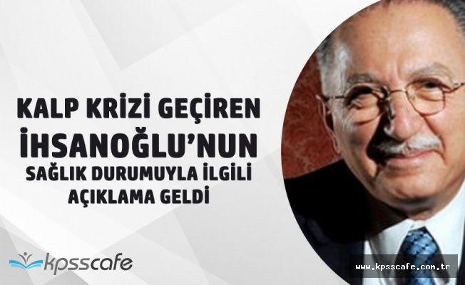 Milliyetçi Hareket Partisi İstanbul Milletvekili İhsanoğlu Kalp Krizi Geçirdi