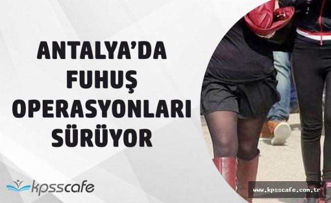 Antalya'da Hamamlara 'Fuhuş' Baskını! Tek Tek Mühürlendi