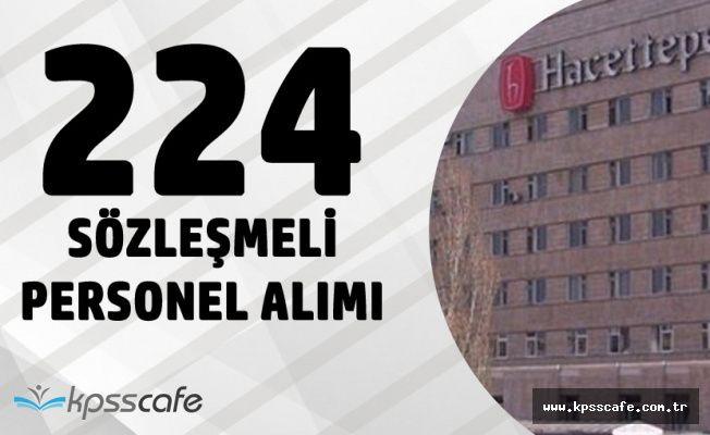 Mülakat Şartsız 224 Sözleşmeli Sağlık Personeli Alımı Başvuruları 22 Mart'ta Sona Eriyor