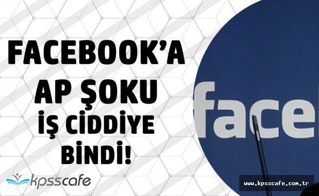 Facebook'a AP Şoku! İddiaların Ardı Arkası Kesilmiyor, İş Ciddiye Biniyor!