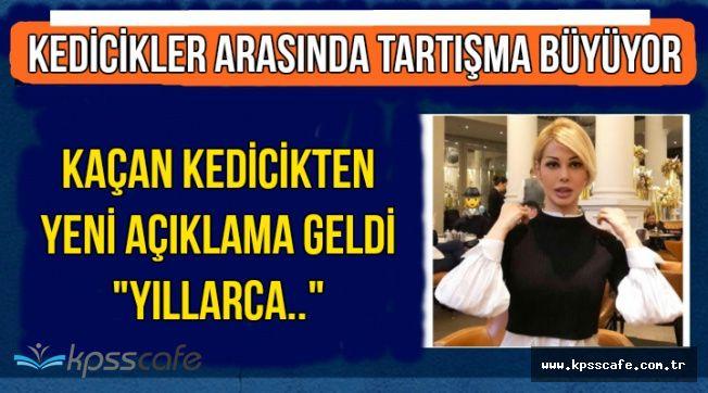 """Adnan Oktar'ın Yanından Kaçan Kedicikten Yeni Açıklama Geldi: """"Yıllarca.."""""""