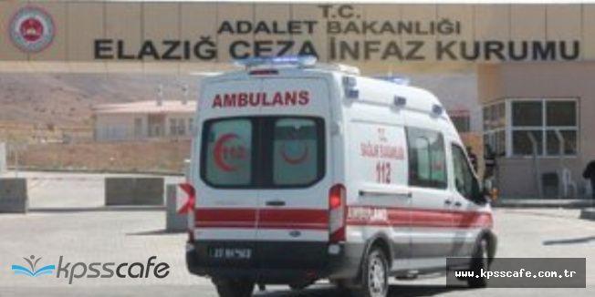 Elazığ Cezaevinde Feci Olay: 34 Yaşındaki İKM İntihar Etti