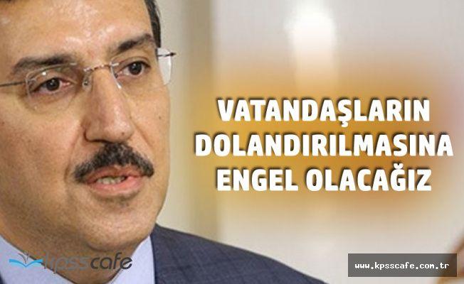 Tüfenkçi : Çiftlik Bank'ı Türkiye'nin Gündemine Biz Getirdik