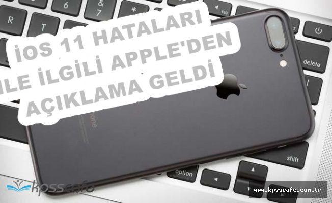 iOS 11'de Bomba Bir Açık Daha Bulundu-Apple'den Açıklama