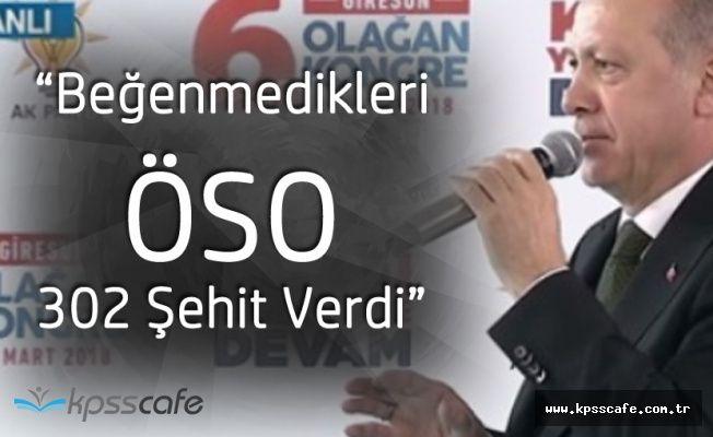 Cumhurbaşkanı Erdoğan : 3 Bin 747 Terörist Etkisiz Hale Getirildi