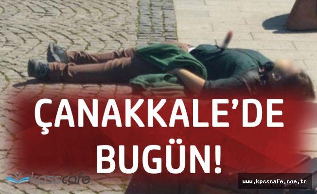 Çanakkale İskele Meydanında İnfaz! 'Önce Tecavüzcü Diye Bağırdı'