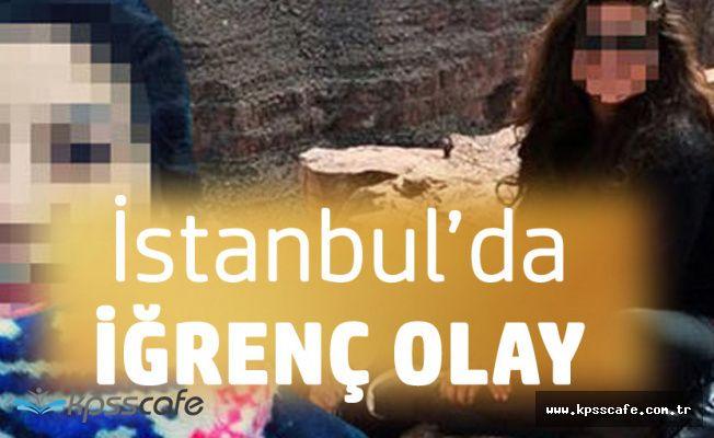 İstanbul'da Sokak Ortasında Genç Kadının Üzerine 'Çiş' Yapmıştı! 'Eşşeklik' Etmiş