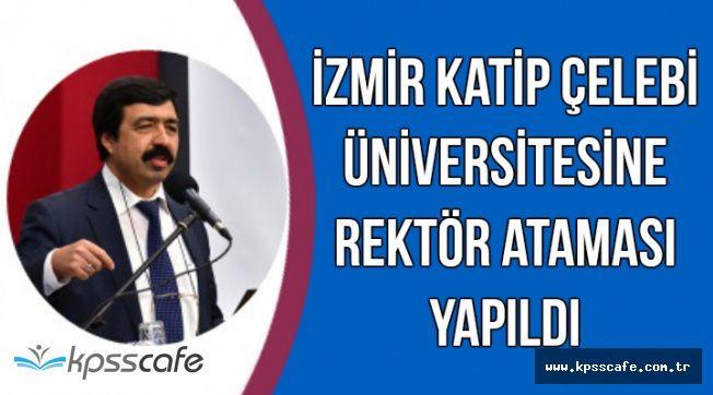 İzmir Katip Çelebi Üniversitesi Rektörlüğüne Atanan Prof. Dr.Saffet Köse Kimdir , Nerelidir?