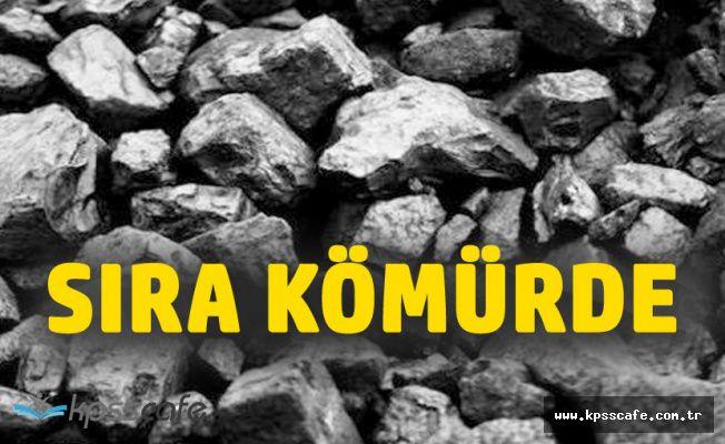 Şeker Fabrikalarından Sonra Sıra Kömürde