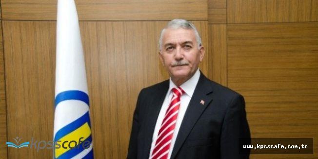 Rektör Osman Gönen İstifa Etti
