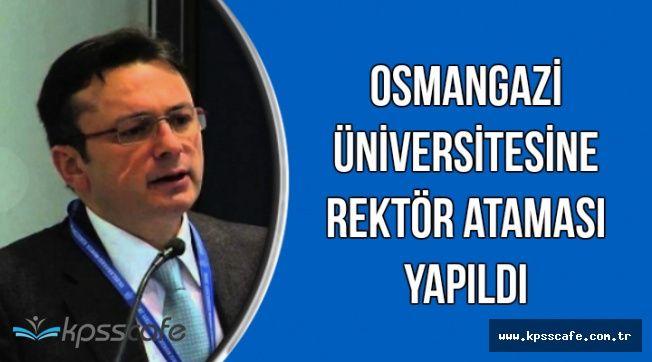 ESOGÜ Rektörlüğüne Kemal Şenocak Atandı (Kemal Şenocak Kimdir?)