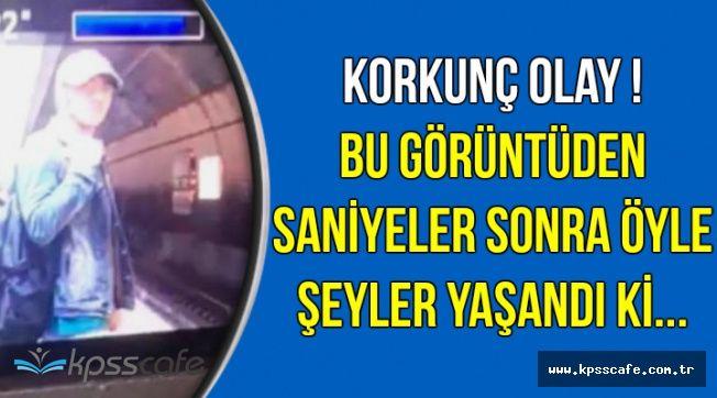 Marmaray'da Korkunç Kaza: Lise Öğrencisi Feci Şekilde Can Verdi