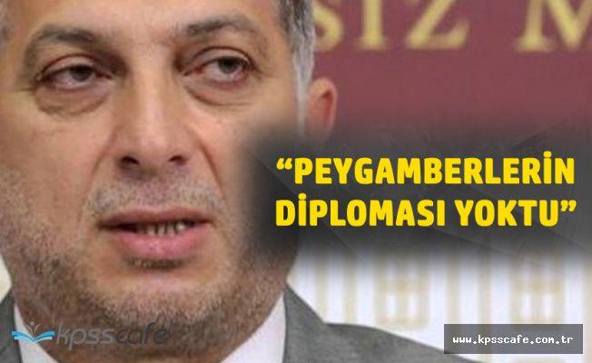 """AK Partili Metin Külünk """"Peygamberlerin de Diploması Yoktu"""""""