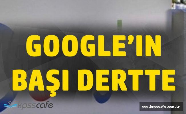 Google Hakkında Karar için Geri Sayım Başladı! Ceza Kapıya Dayandı
