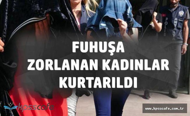 Antalya Emniyetinden Şafak Baskını! 4 Kadını Hamama Kapatıp Fuhuşa Zorladılar