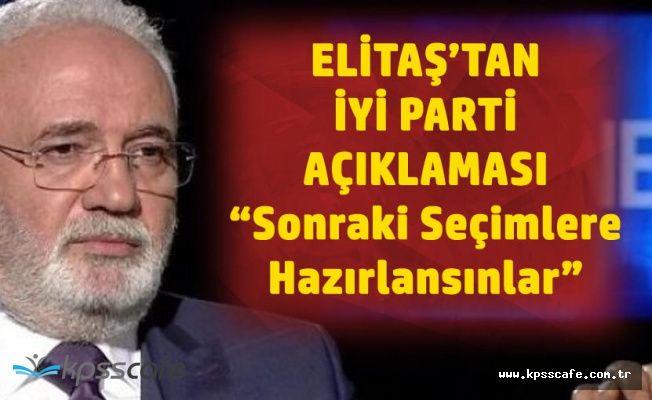 """AK Parti'den İYİ Parti Açıklaması """"Özel Kanun Çıkaramayız Bir Sonraki Seçime Hazırlansınlar!"""""""