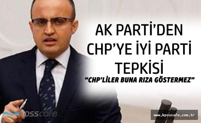 15 CHP'linin İYİ Partiye Geçmesiyle İlgili AK Parti'den İlk Tepki