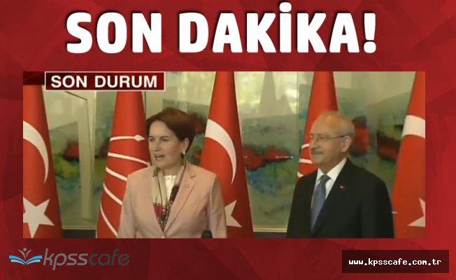 Son Dakika! Görüşme Bitti 'Meral Akşener Kararını Az Önce Açıkladı!'