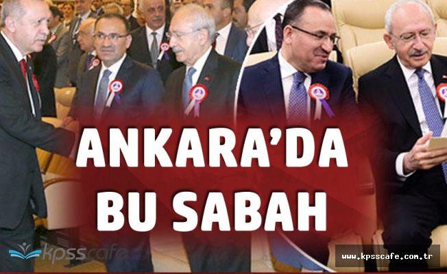 Ankara'da Bugün! AYM'nin Kuruluş Yıldönümü Töreni