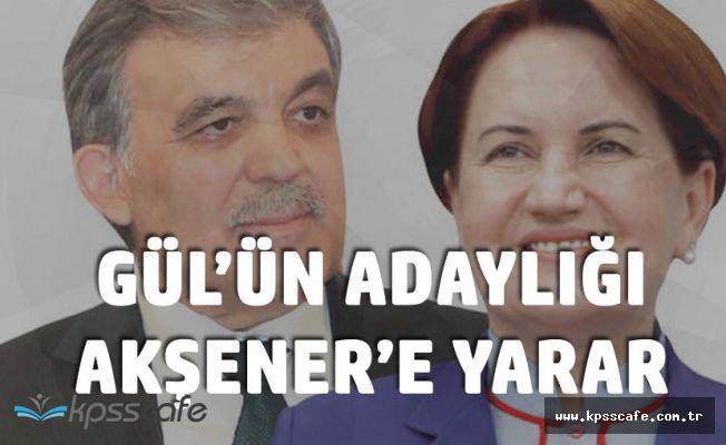 Fatih Altaylı : Gül'ün Adaylığı Akşener'e Yarar