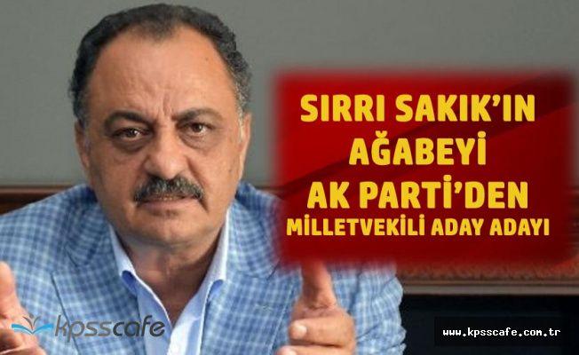 HDP'li Sakık'ın Ağabeyi AK Parti'den Aday Adayı Oldu