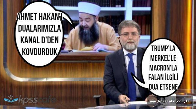 Cübbeli ile Ahmet Hakan Atışmasında Son Durum