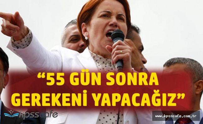 Meral Akşener : Tüm Bunlar için İYİ Parti'den Korkmanız Mı Gerekiyordu?