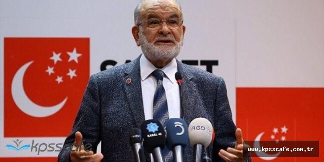 HDP Neden 4'lü İttifaka Alınmadı? SP Lideri Açıkladı