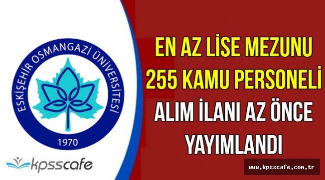 Başvurular Bugün Başladı: Mülakatsız 255 Kamu Personel Alımı