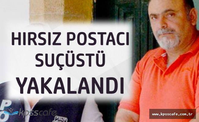 Hırsız Postacı Suçüstü Yakalandı! Binlerce Kargo Evde Bulundu
