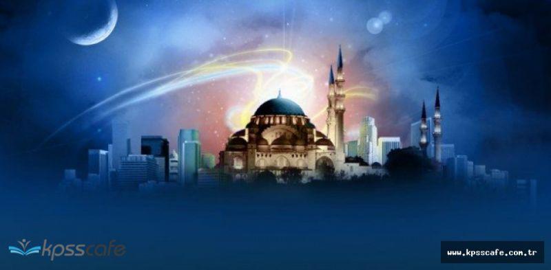 İstanbul İçin 2018 İmsakiyesi (Sahur ve İftar Vakitleri)