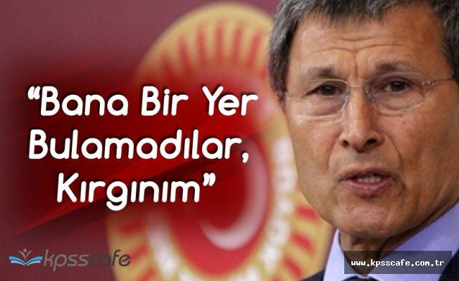 İYİ Parti Milletvekili Halaçoğlu: Bana Bir Yer Bulamadılar , Kırgınım