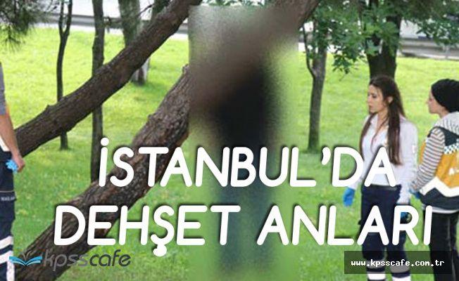 İstanbul Şişli'de Dehşete Düşüren Olay! Vatandaşların Tepkisi Şok Etti