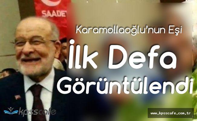 Temel Karamollaoğlu'nun Eşi İlk Defa Görüntülendi