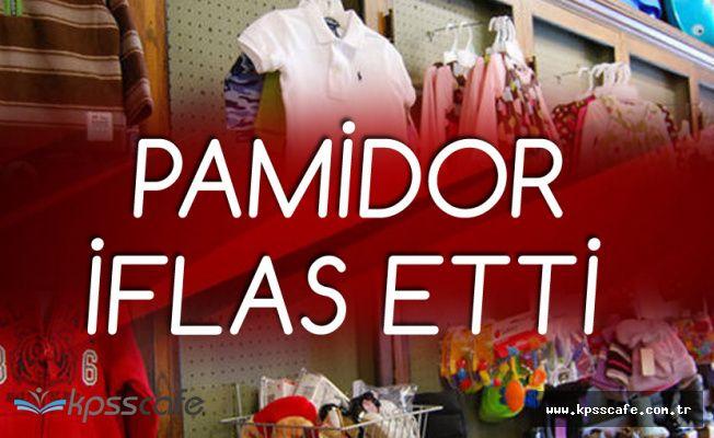 Karar Açıklandı! 50 Mağazalı Çocuk Giyim Devi İflas Etti
