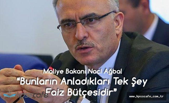Maliye Bakanı'ndan İYİ Partili Eski Merkez Bankası Başkanı Durmuş'a Sert Tepki