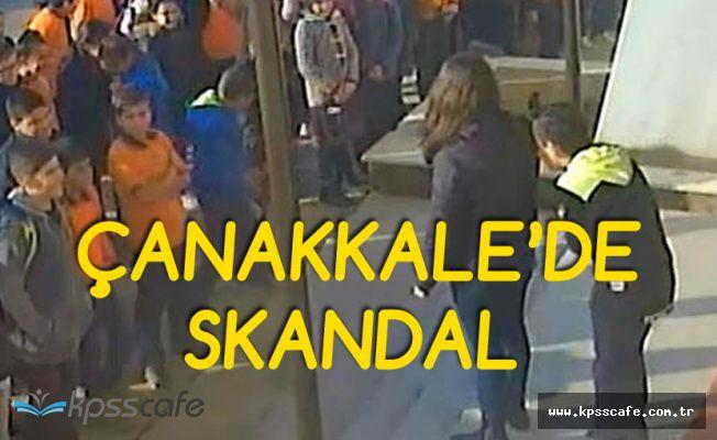 Çanakkale'de 'Sözde Öğretmen' Skandalı! Erkek Öğrencinin Saçına Toka Takıp...