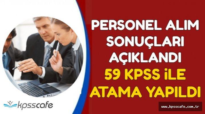 OGÜ Personel Alımı Sonuçları Açıklandı: 59 KPSS ile Büro Personeli Alımı Yapıldı